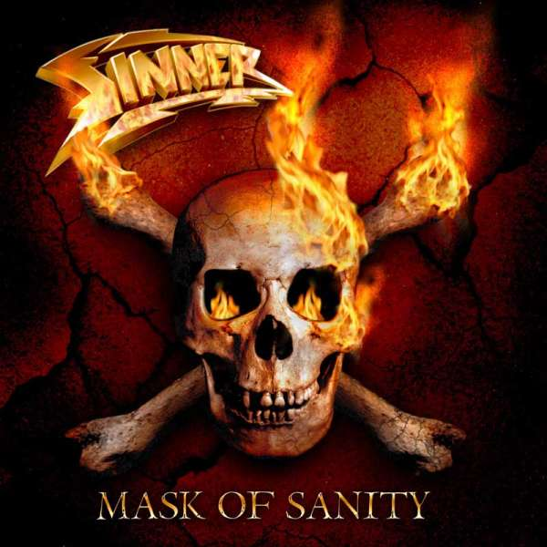SINNER - Mask Of Sanity (Re-Release)