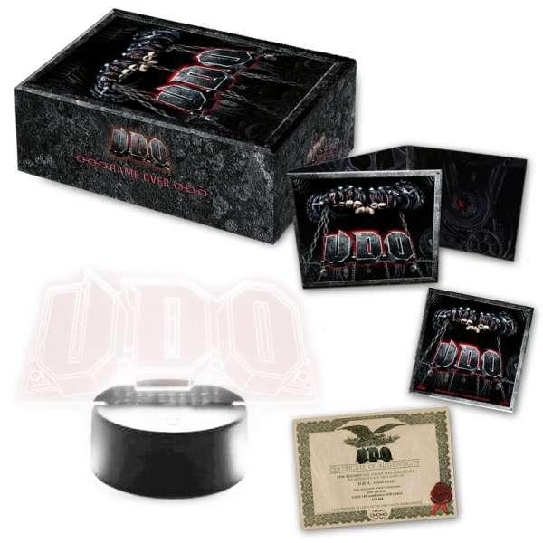 U.D.O. - Game Over - Ltd. Boxset
