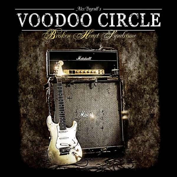 VOODOO CIRCLE - Broken Heart Syndrome (Ltd. Digi)