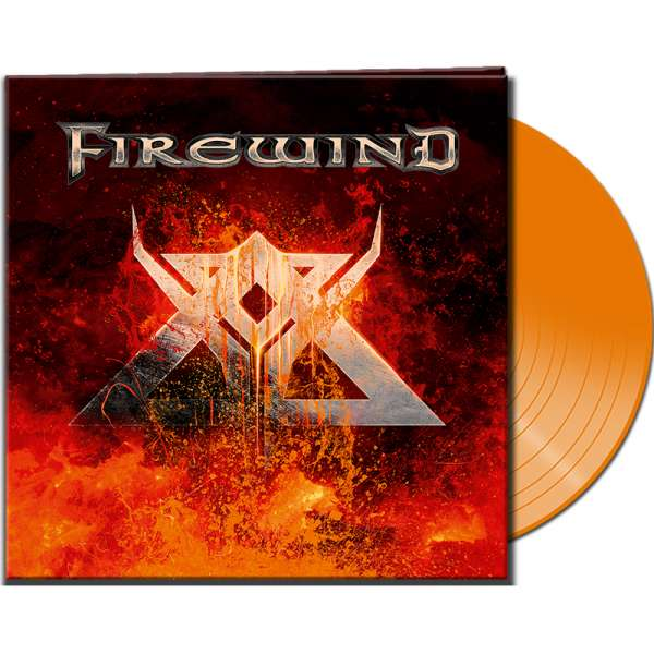 FIREWIND - Firewind - Ltd. Gatefold ORANGE Vinyl