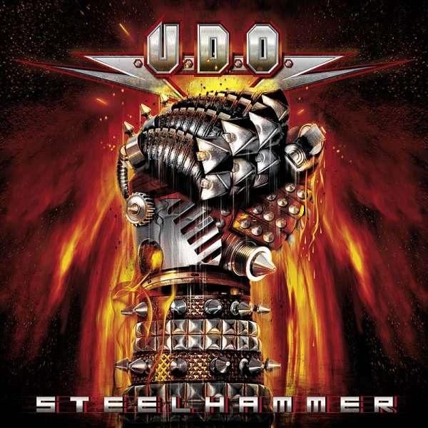 U.D.O. - Steelhammer (Ltd. Digipak)