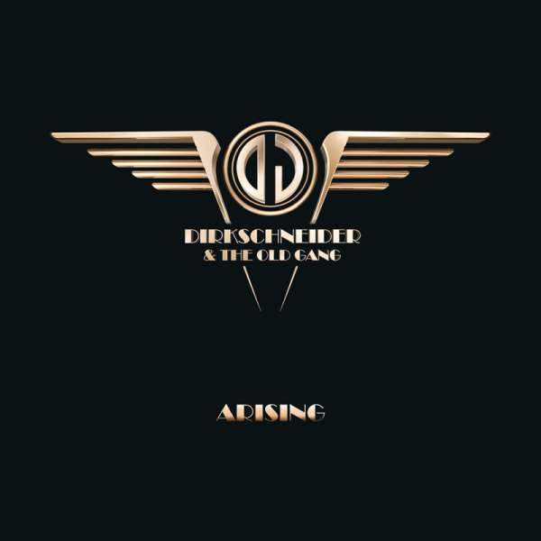 DIRKSCHNEIDER & THE OLD GANG - Arising EP - Digipak-CD