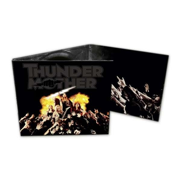 THUNDERMOTHER - Heat Wave - Digipak-CD (13 Tracks Edition)