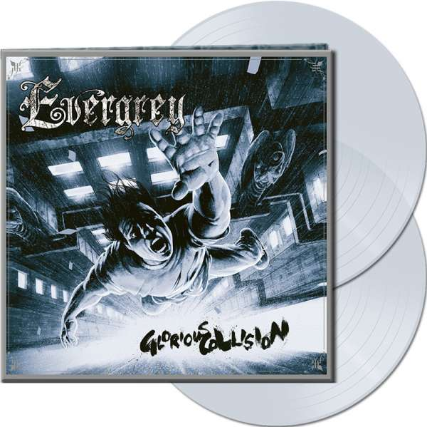 EVERGREY - Glorious Collision (Remasters Edition) - Ltd. Gatefold CLEAR 2-LP