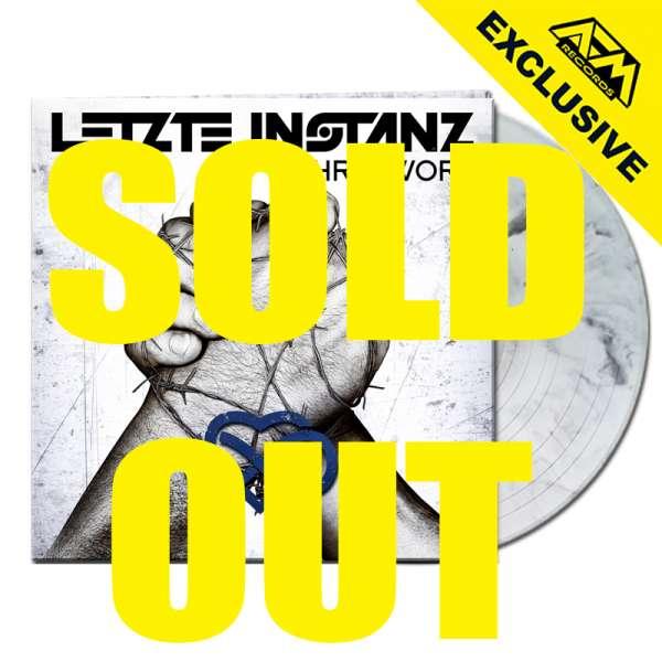 LETZTE INSTANZ – Ehrenwort - Ltd. Gatefold WHITE/BLACK MARBLED LP - Shop Exclusive!