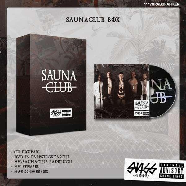 SWISS & DIE ANDERN - Saunaclub - Ltd. Box