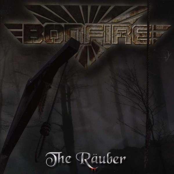 BONFIRE - The Räuber - CD Jewelcase