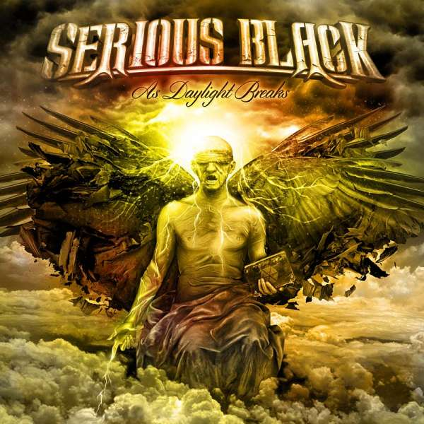Serious Black - As Daylight Breaks (Ltd. CD-Digipak)