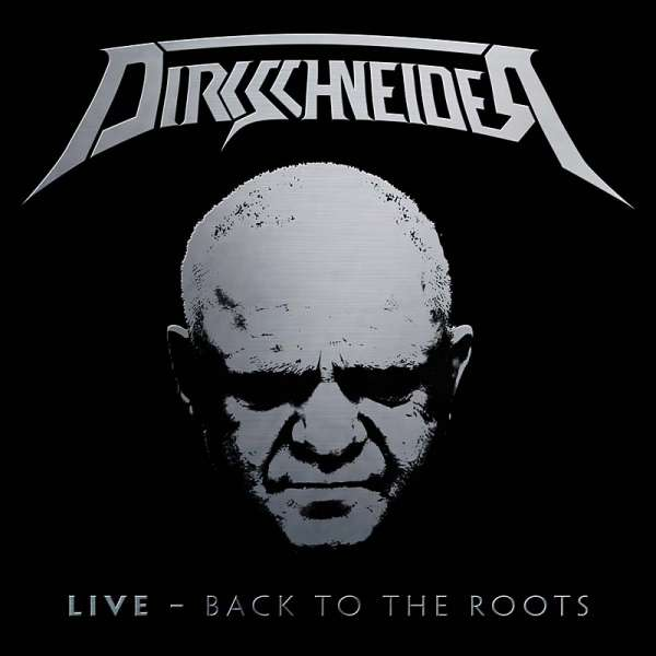 "Dirkschneider - ""LIVE – Back To The Roots"" - 2-CD Digipak"