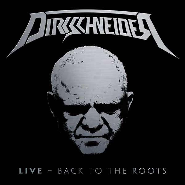 "Dirkschneider - ""LIVE – Back To The Roots"" - 2-CD Digipak"