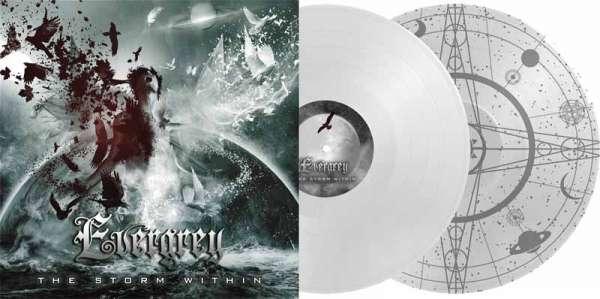 Evergrey - The Storm Within - Ltd. Gtf. 2-Vinyl Weiß