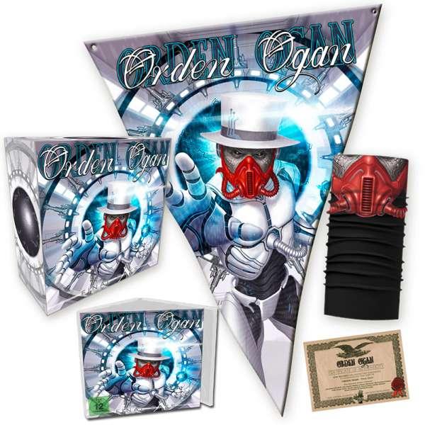 ORDEN OGAN - Final Days - Ltd. Boxset