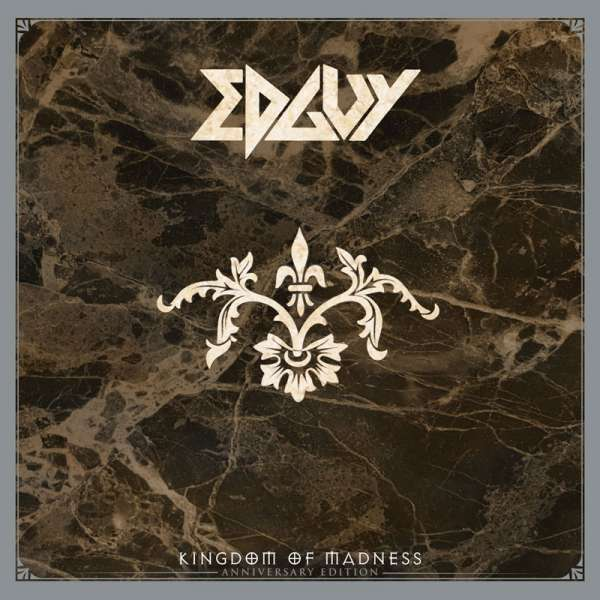 EDGUY - Kingdom Of Madness (Anniversary Edition) - Ltd. Digipak