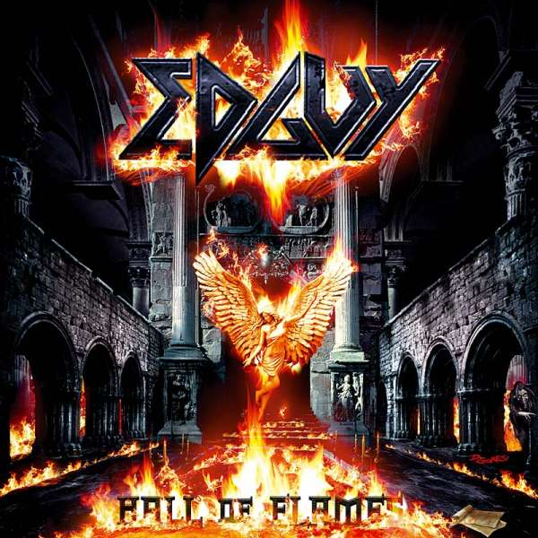EDGUY - Hall Of Flames