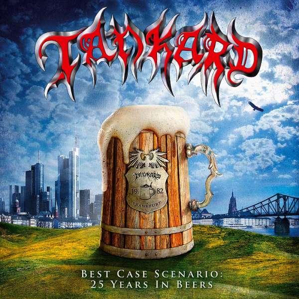 TANKARD - Best Case Scenario - 25 Years In Beers