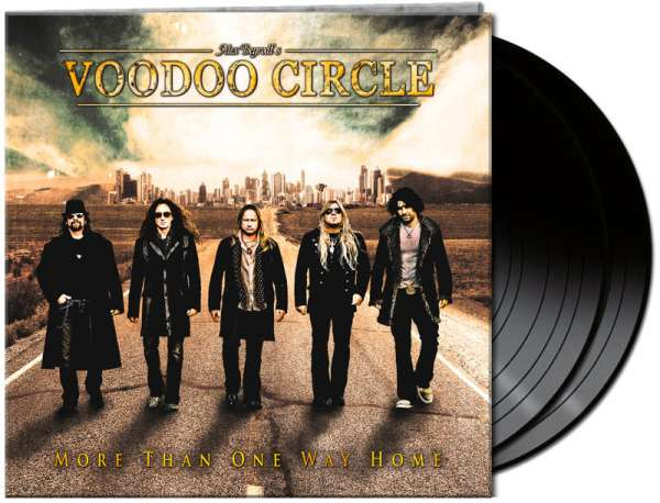 VOODOO CIRCLE - More Than One Way Home (2-LP)