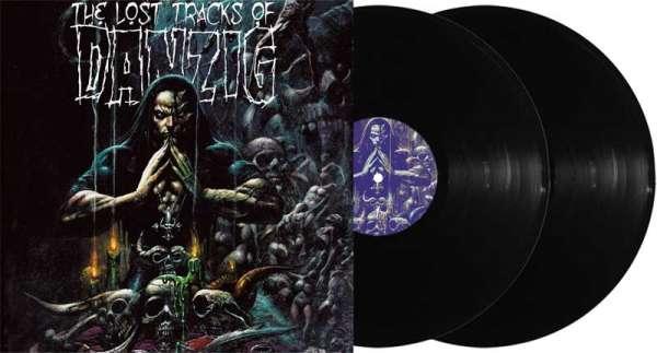Danzig - The Lost Tracks Of Danzig - Ltd. Gtf. Black 2-Vinyl