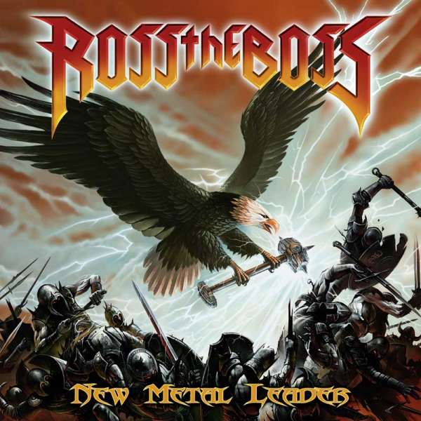 ROSS THE BOSS - New Metal Leader (Ltd. Digipak)