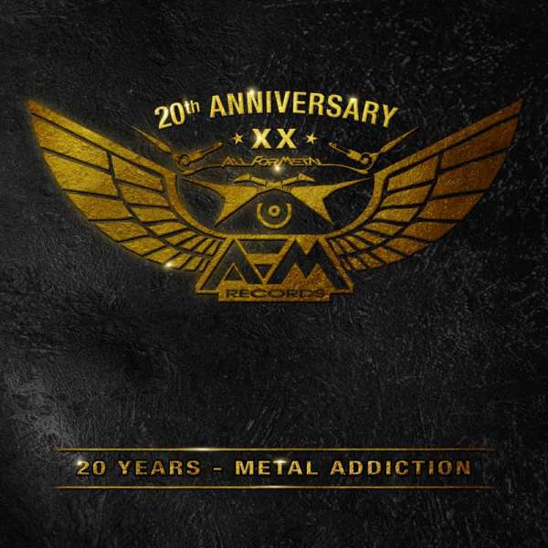 Various Artists - 20 Years – Metal Addiction - 3 CD Set