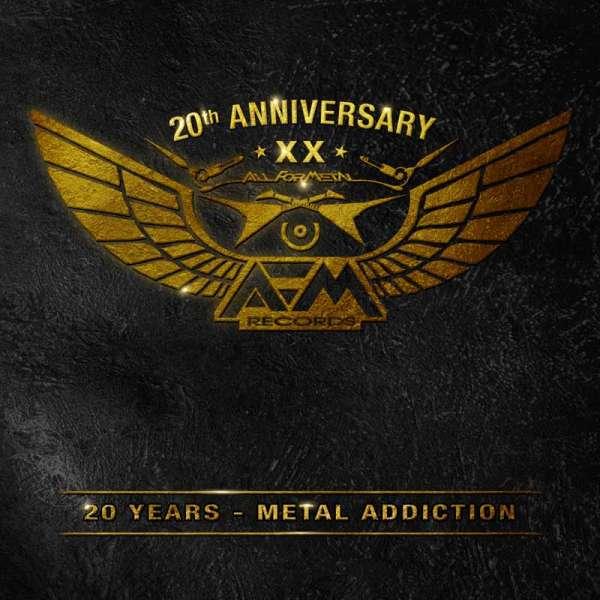 Various Artists - 20 Years – Metal Addiction - 3 CD Set