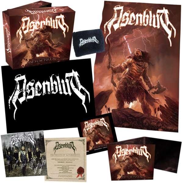 ASENBLUT – Berserker - Ltd. Boxset