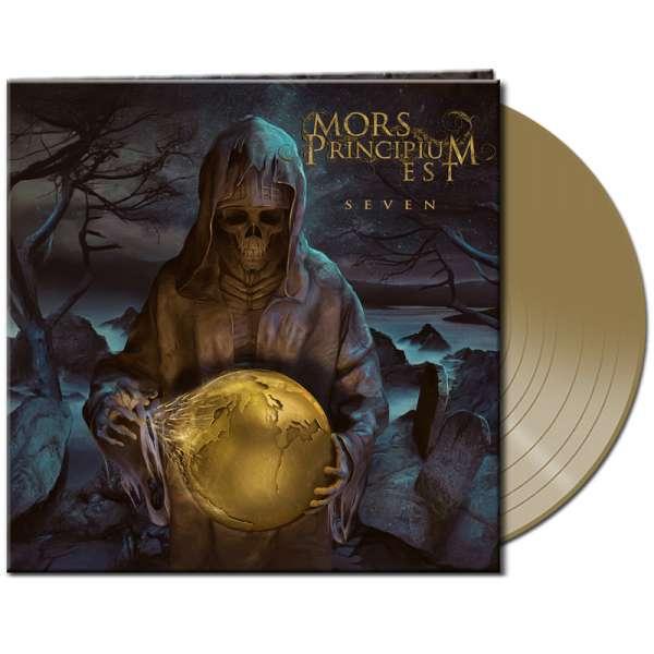 MORS PRINCIPIUM EST - Seven - Ltd. Gatefold GOLD LP