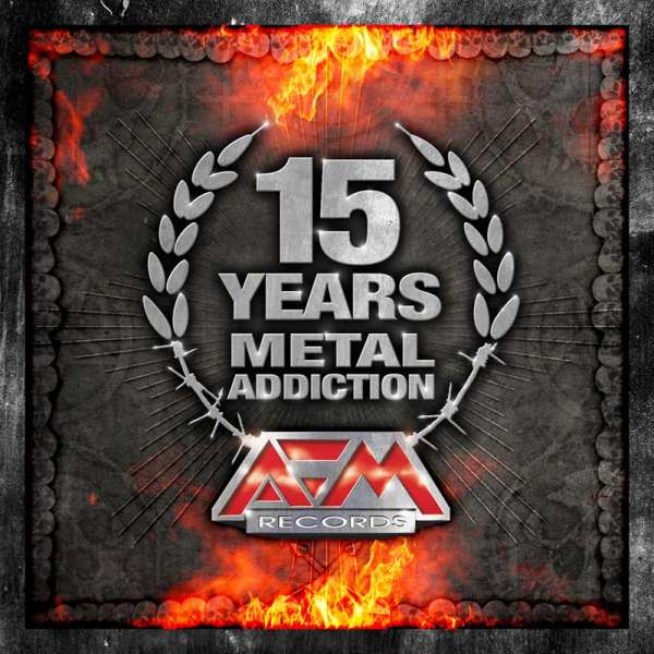 VARIOUS ARTISTS - 15 Years - Metal Addiction (3-CD)