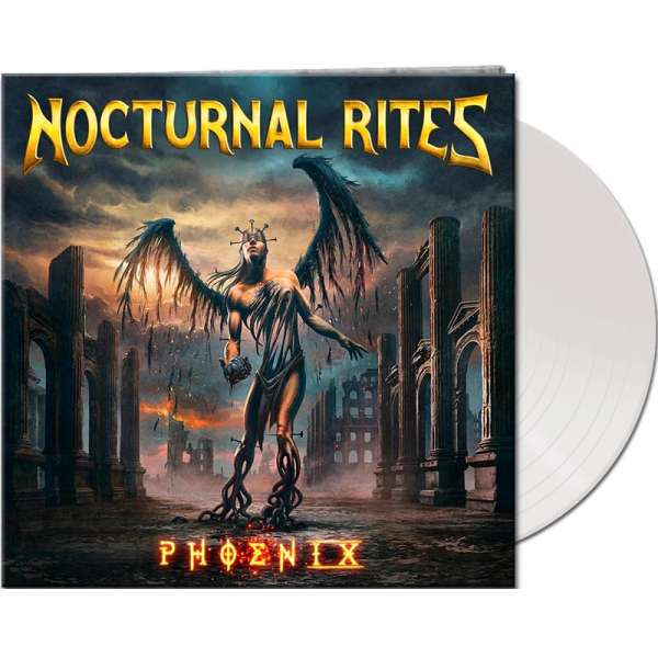 Nocturnal Rites - Phoenix - Ltd. Gtf. Clear Vinyl