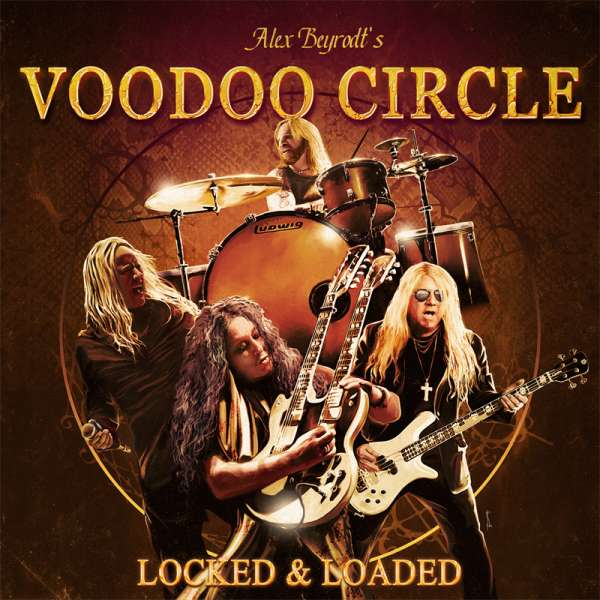 VOODOO CIRCLE - Locked & Loaded - Digipak-CD