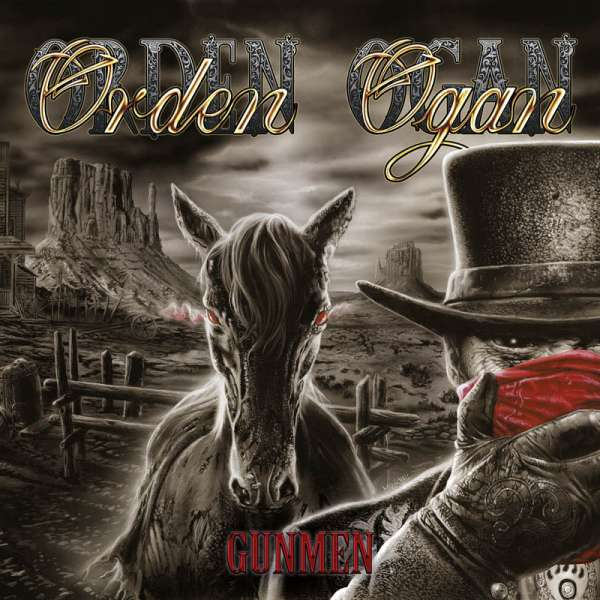 ORDEN OGAN - Gunmen - Ltd. Digipak CD+DVD