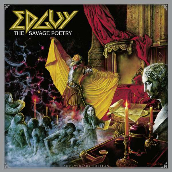 EDGUY – The Savage Poetry (Anniversary Edition) - Digipak 2-CD