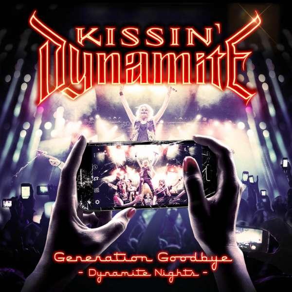 KISSIN' DYNAMITE - Generation Goodbye - Dynamite Nights- DVD/2-CD Digipak