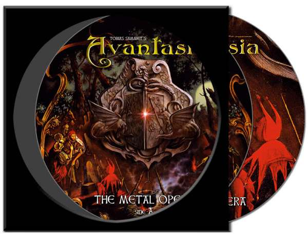 AVANTASIA - The Metal Opera Pt.I (Ltd.Picture Doppel LP/180g)