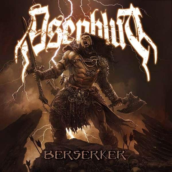 ASENBLUT – Berserker - CD Digipak