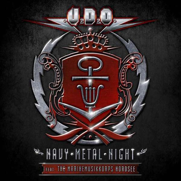 U.D.O. - Navy Metal Night - Live DVD/2CD