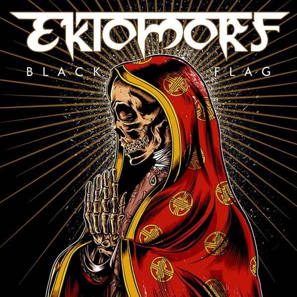 EKTOMORF - Black Flag - Digipak-CD