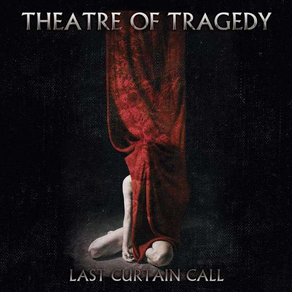THEATRE OF TRAGEDY - Last Curtain Call - CD+DVD Digipak