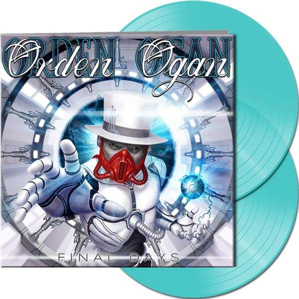 ORDEN OGAN - Final Days - Ltd. Gatefold CURACAO 2-LP
