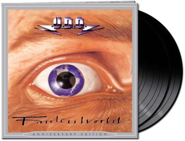 U.D.O. - Faceless World (2-LP-black Vinyl)