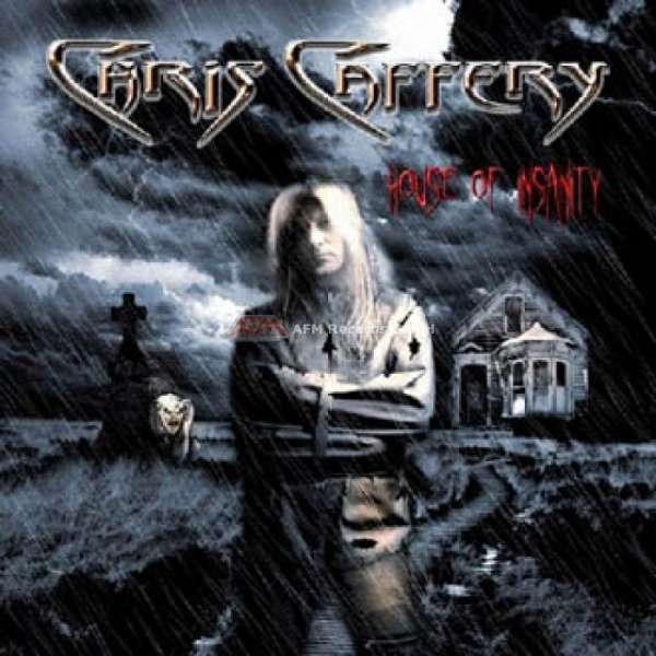 CHRIS CAFFERY - House Of Insanity