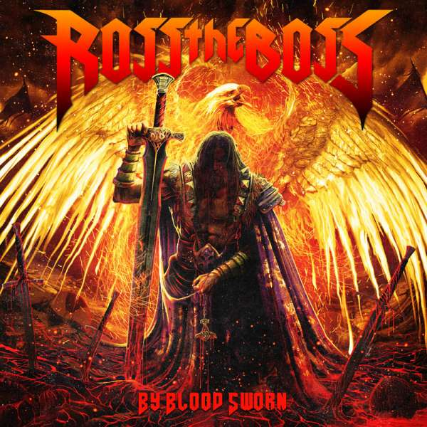 ROSS THE BOSS - By Blood Sworn - Ltd. Digipak