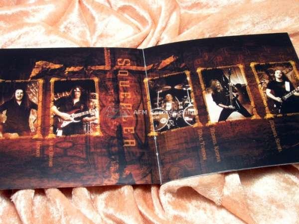 SQUEALER - Under The Cross (Ltd. Digipak)