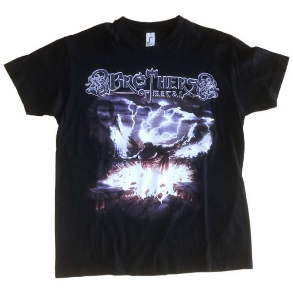 BROTHERS OF METAL - Original Prophecy Of Ragnarök - T-Shirt Size XS