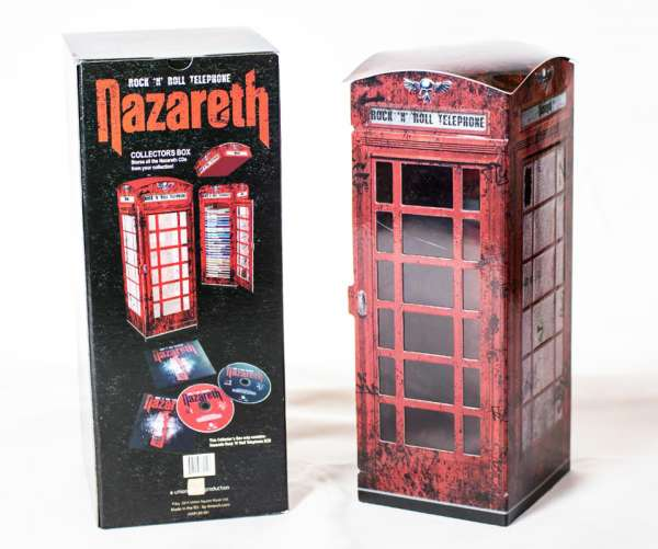NAZARETH - Rock N Roll Telephone - Limited 2-CD Boxset Edition