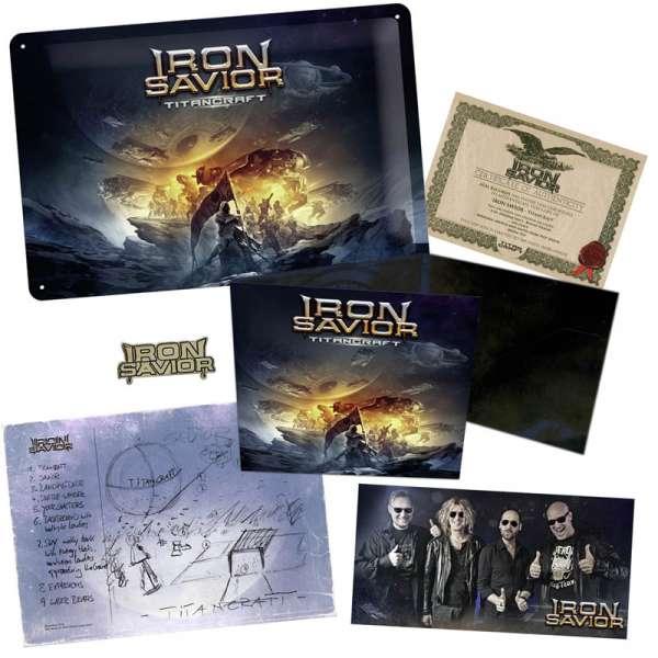 Iron Savior - Titancraft - Ltd. Boxset