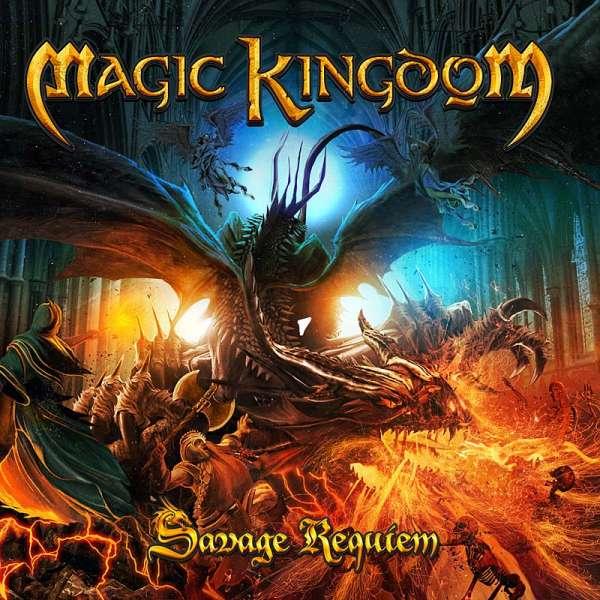 MAGIC KINGDOM - Savage Requiem - CD Digipak