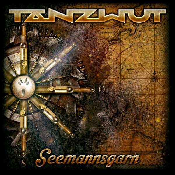 TANZWUT - Seemannsgarn - Digipak CD
