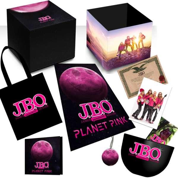 J.B.O. - Planet Pink - Ltd. Boxset
