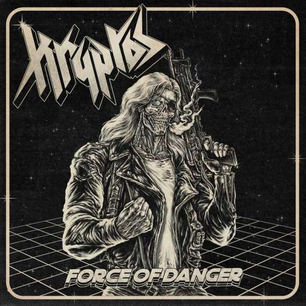 KRYPTOS - Force Of Danger - CD Jewelcase