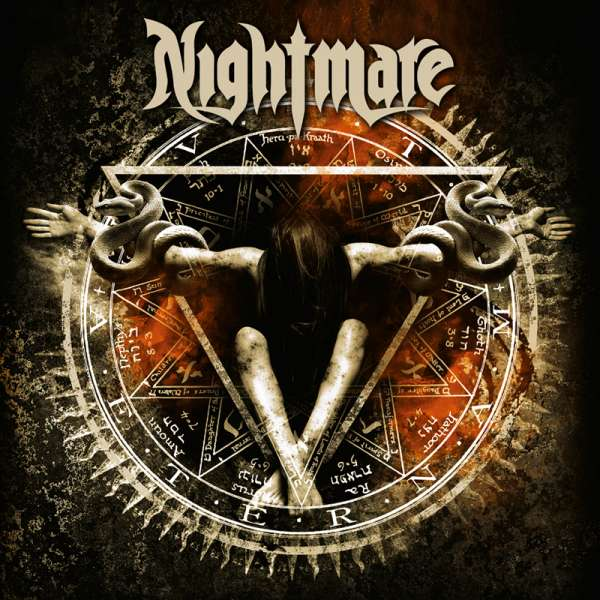 NIGHTMARE - Aeternam - CD Jewelcase